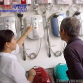 Máy nước nóng điện chỉ được kiểm định một nữa