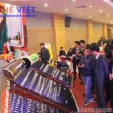 Máy nước nóng Thái Dương Năng – Sơn Hà thu hút khách hàng