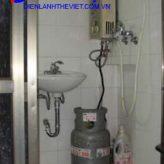 Lắp đặt máy nước nóng bằng gas cần chú ý gì