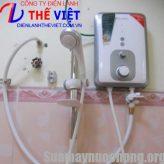 Cách phòng tránh điện giật khi dùng máy nước nóng