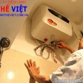 Không nên tự ý vệ sinh bình máy nước nóng