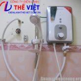 Những lưu ý khi sử dụng máy nước nóng