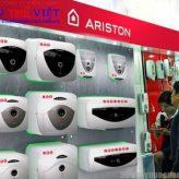 Ariston thermo việt nam ra mắt sản phẩm máy nước nóng mới